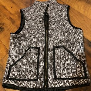 Boutique puffer vest - medium